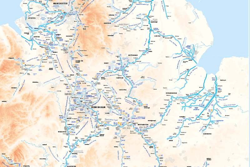 featured image for Navigable Waterways