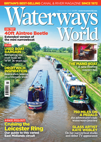 Waterways World September 2020